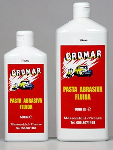 Cromar Pasta Abrasiva fluida MORDENTE conf. 1lt.