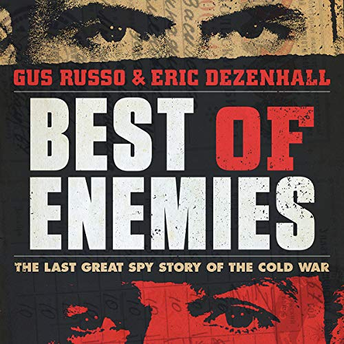 Best of Enemies audiobook cover art