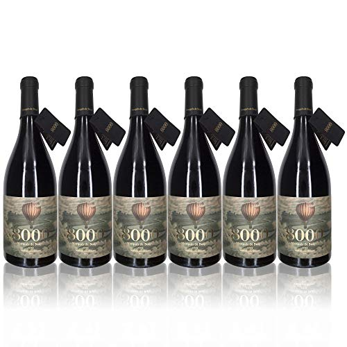 8000 Marqués de Burgos | 2015 | 6 botellas de Vino Tinto...