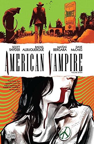 American Vampire Vol. 7 (English Edition)