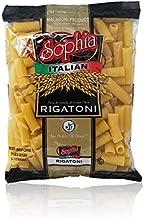 Sophia Italian Pasta - Rigatoni 16oz (20-pack)