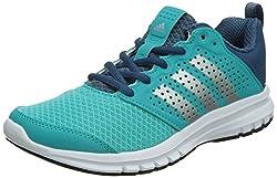 adidas, Women's Sneaker, Multicolor - Azul / Plata / Blanco - Size: 39 1 / 3