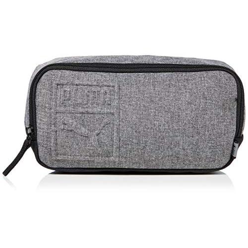 PUMA S Waist Bag, Marsupio Unisex Adulto, Medium Grey Heather, Taglia Unica