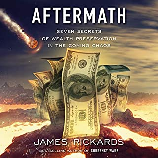 Page de couverture de Aftermath