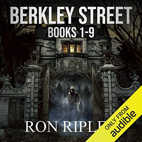 Berkley Street Series Books 1 - 9 Audiobook By Ron Ripley cover art