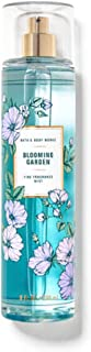 Bath and Body Works Blooming Garden Fine Fragrance Mist Spray 8 Ounce Full Size