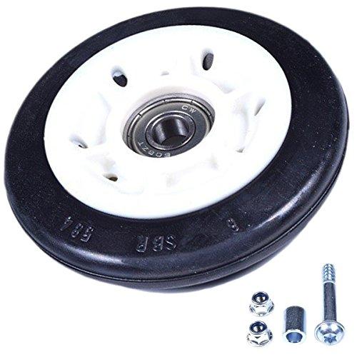 Bosch sèche linge tambour Drive Poulie Guide de roue