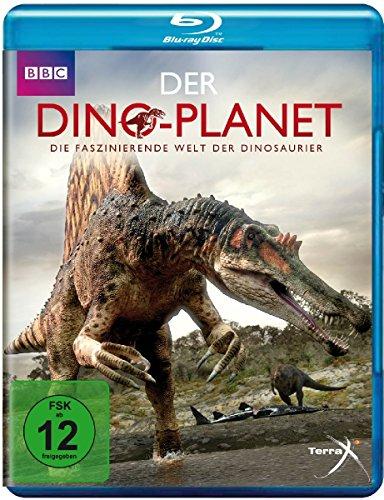 Die faszinierende Welt der Dinosaurier [Blu-ray]