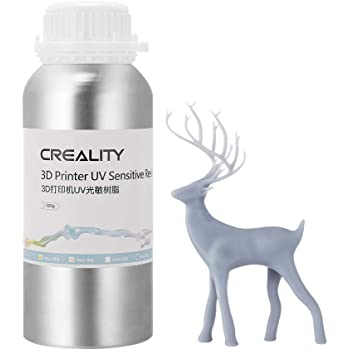 Impresora 3D Creality UV 405nm Fotopolímero rápido de resina ...