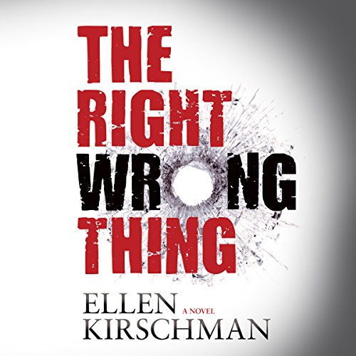 The Right Wrong Thing audiobook cover art