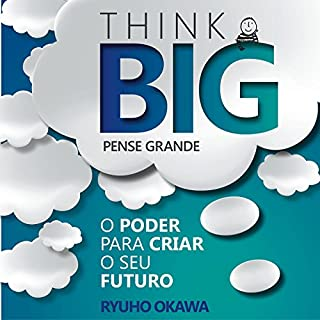 Pense Grande [Think Big] audiobook cover art