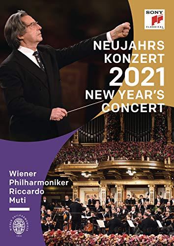 Concierto de Año Nuevo 2021 [DVD]