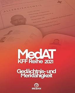 MedAT KFF 2021: Gedächtnis und Merkfähigkeit