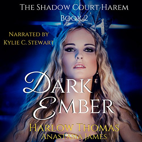 Dark Ember (A Reverse Harem Romance Serial) audiobook cover art