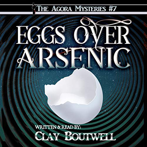 Eggs over Arsenic: A 19th Century Historical Murder Mystery Titelbild