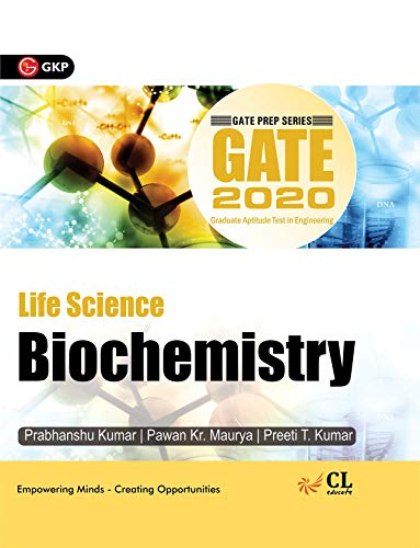 GATE Guide for Life Science Biochemistry