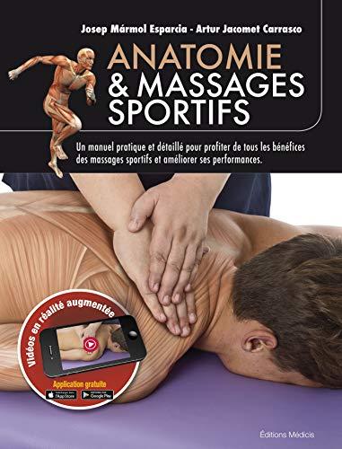 Anatomie et massages sportifs (Divers Médicis)