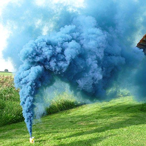 Raucherzeuger Mr. Smoke Typ 4 in Blau
