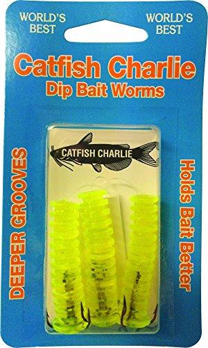 Catfish DBG-3-07 Dip Bait Worm