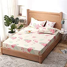 Geometric Girl Cover Bed Boy Mattress Cover Breathable Bed Cover Adult Child Mattress Protector Summer Sleeping Mat 2CDT-6...