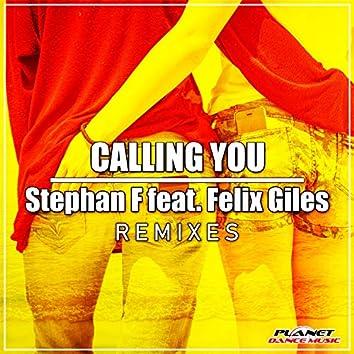 Calling You (Remixes)
