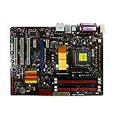 Newwiee Fit for ASUS P5P43TD Mainboard Server Mainboard Gaming Motherboard PC LGA 775 DDR3 USB2.0 16GB P43 Placa Base de Escritorio