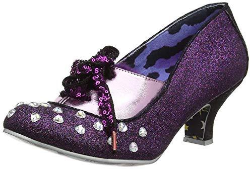 Irregular Choice Damen Haverhill Pumps,Violett(Purple C),4 UK(37 EU)