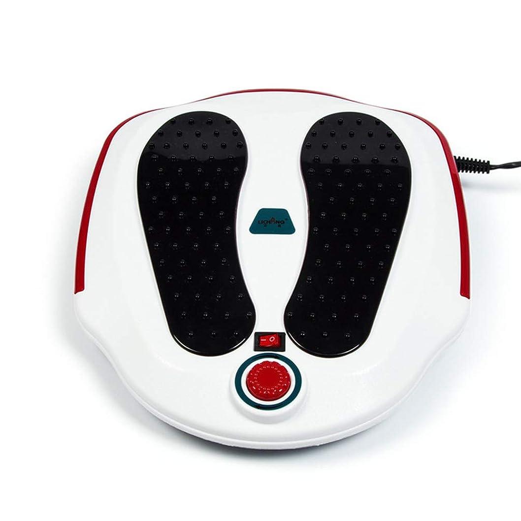 ゲージギャングスターリスナーリモコン フットマッサージ機、ABS素材、電気指圧式フットマッサージャー(熱、深練り、ローリング、および空気圧縮)、Fe家庭用およびオフィス用 インテリジェント, white