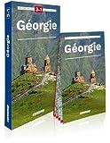 Géorgie - Guide + Atlas + Carte