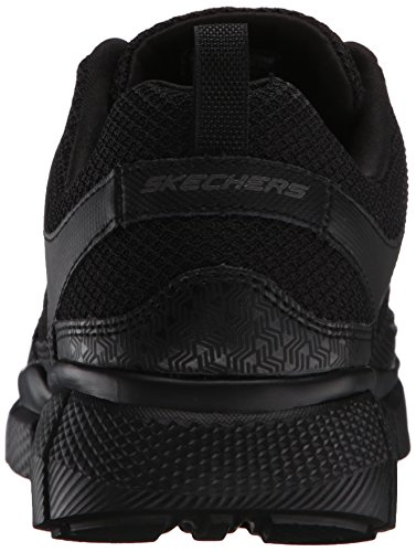 Skechers Sport Men's Equalizer 2.0 True Balance Sneaker,All Black,11 4E US