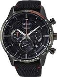 Seiko Analog Black Dial Men's Watch-SSB359P1