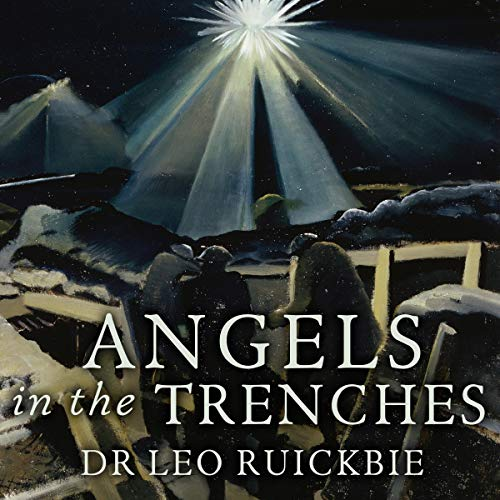 Angels in the Trenches audiobook cover art