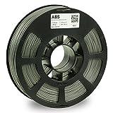 KODAK 3D Printing FIlamento ABS 1.75 mm para impresora 3D, Gris ABS, precisión dimensional +/- 0.02 mm, bobina de 750 g (1.7 lb), filamento ABS 1.75 compatible con la mayoría de las impresoras FDM