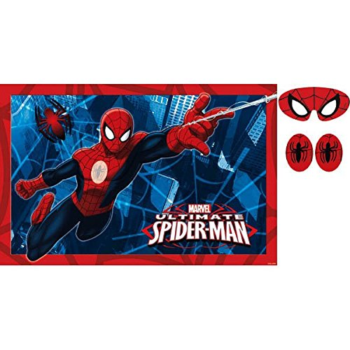 amscan Spider-Man fête Jeu