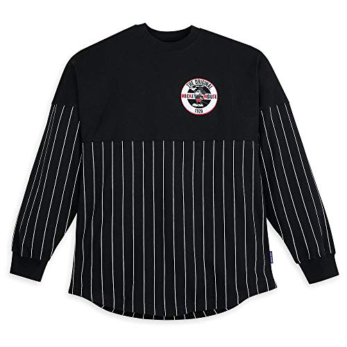 Disney Mickey Mouse Baseball Spirit Jersey for Adults, Size XXL