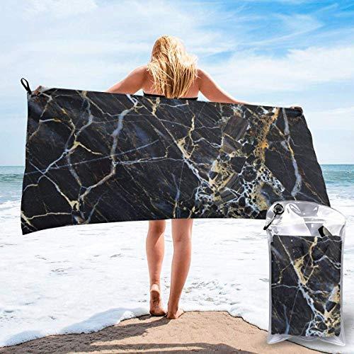 CHUNXU Toalla de playa de secado rápido, toallas de baño...