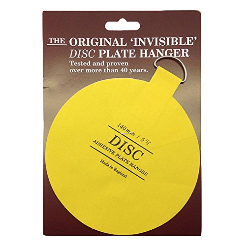 Disc 140mm Adhesive Plate Hanger