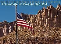 Traumlandschaften im Westen der USA (Tischkalender 2022 DIN A5 quer): Reiseziele USA - der Highway Nr. 12 (Monatskalender, 14 Seiten )