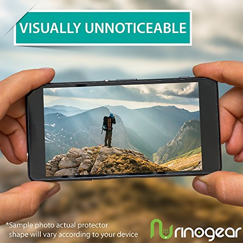 (6-Pack) RinoGear Fossil Q Marshal Screen Protector Case Friendly Screen Protector for Fossil Q Marshal Accessory Full Coverage Clear Film