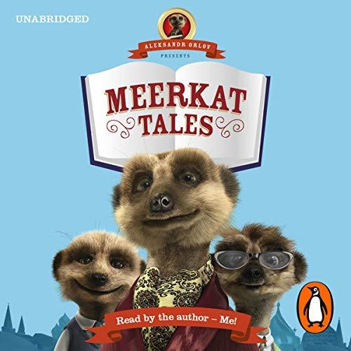 Aleksandr Orlov Presents: Meerkat Tales  By  cover art