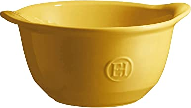 Emile Henry Provence Yellow Ultime Oven Bowl, 0.6qt