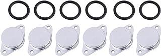 33mm Diesel Swirl Flap Blanks vervangingsstop voor 320d 330d 520d 525d 530d 730d 6pcs default