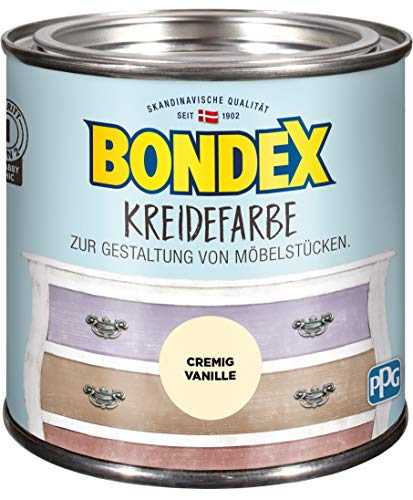 Bondex Kreidefarbe Cremig Vanille - 0,5L - 386530