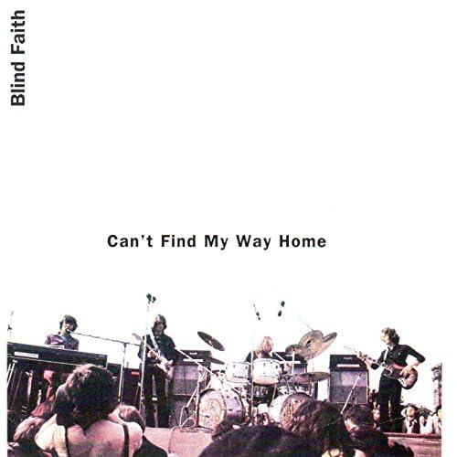 Blind Faith feat. Steve Winwood, Eric Clapton & Ginger Baker