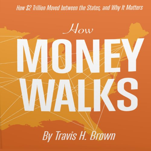 How Money Walks audiobook cover art