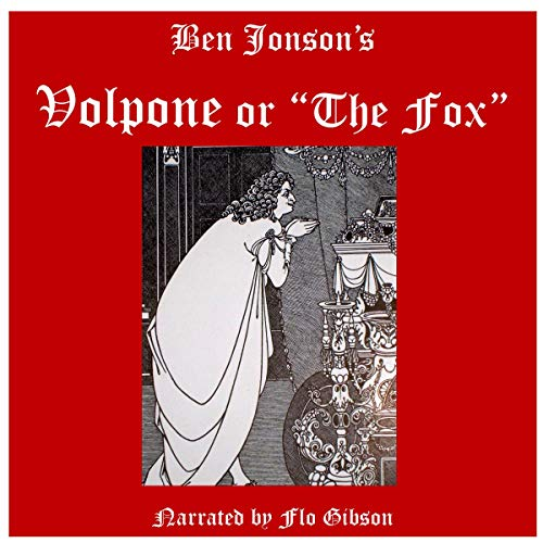 Volpone cover art