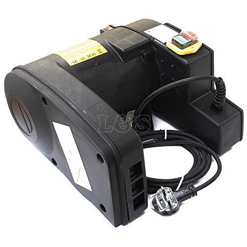 230v/240v Electric Motor Kit for Belle Minimix 150 – L&S Engineers