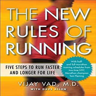 The New Rules of Running cover art