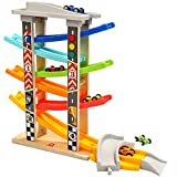 TOP BRIGHT Toddler Toys for 1 2 Year Old Boy Race Track, Gifts for One...