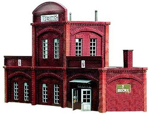 mejor reputación Piko - Edificio Edificio Edificio industrial de modelismo ferroviario  barato y de moda